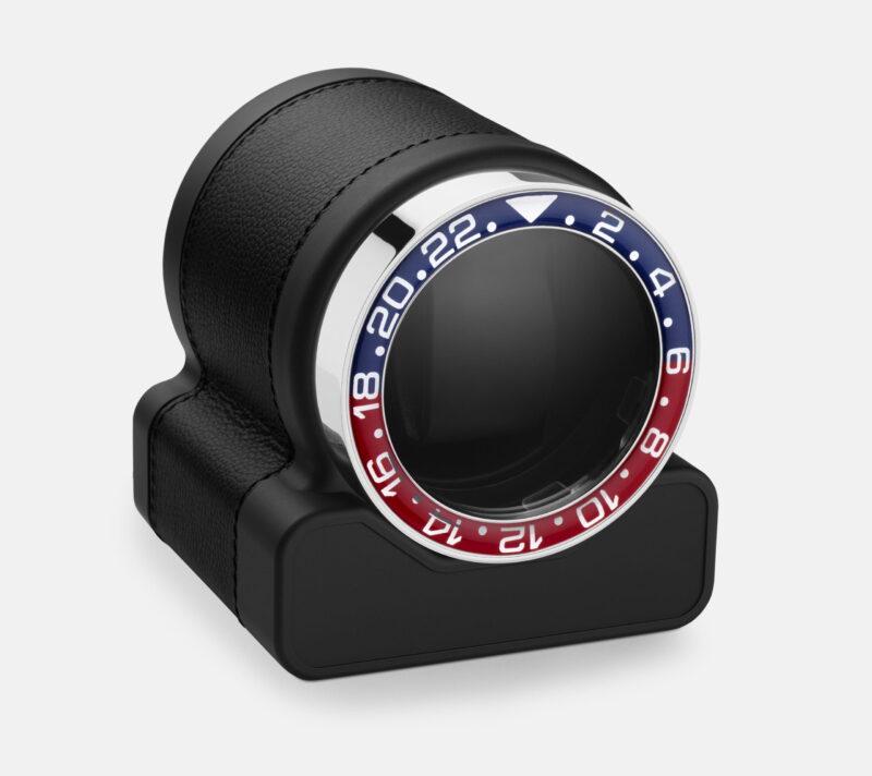 Scatola Del Tempo Rotor One Black Black