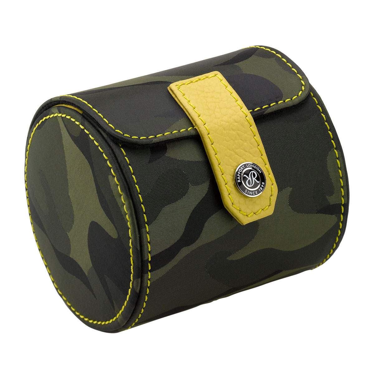 Rapport Hunter Camouflage Single Watch Roll Green