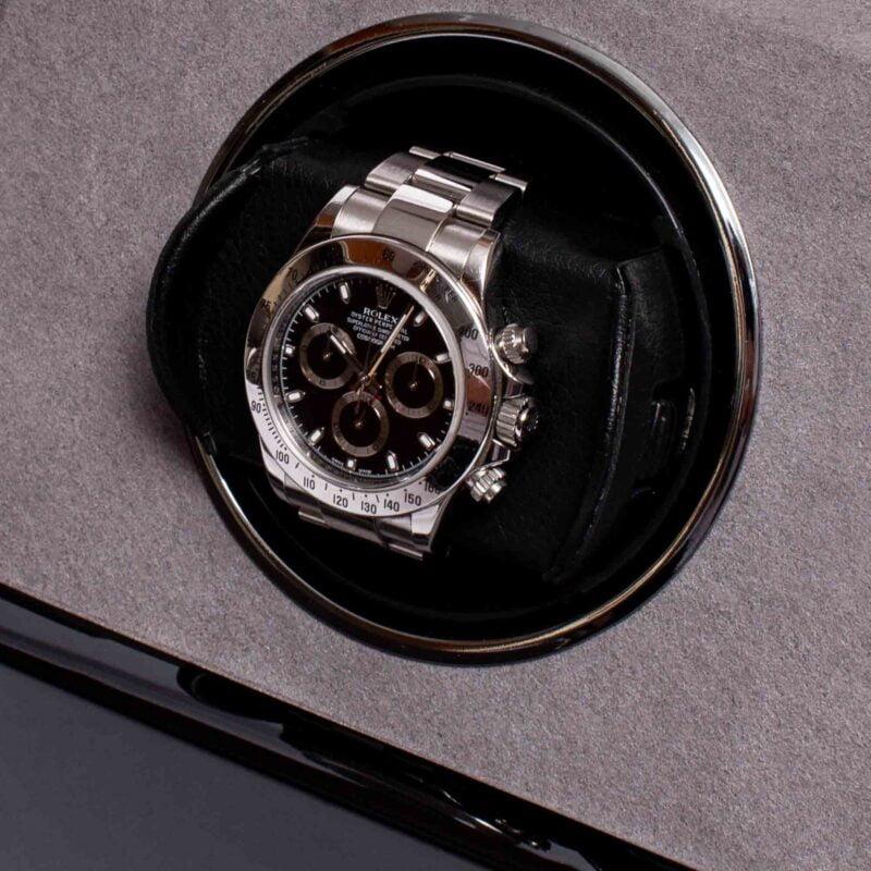 Rapport W571 Perpetua III Single Watch Winder Black