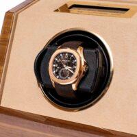 Rapport W571 Perpetua III Single Watch Winder Walnut