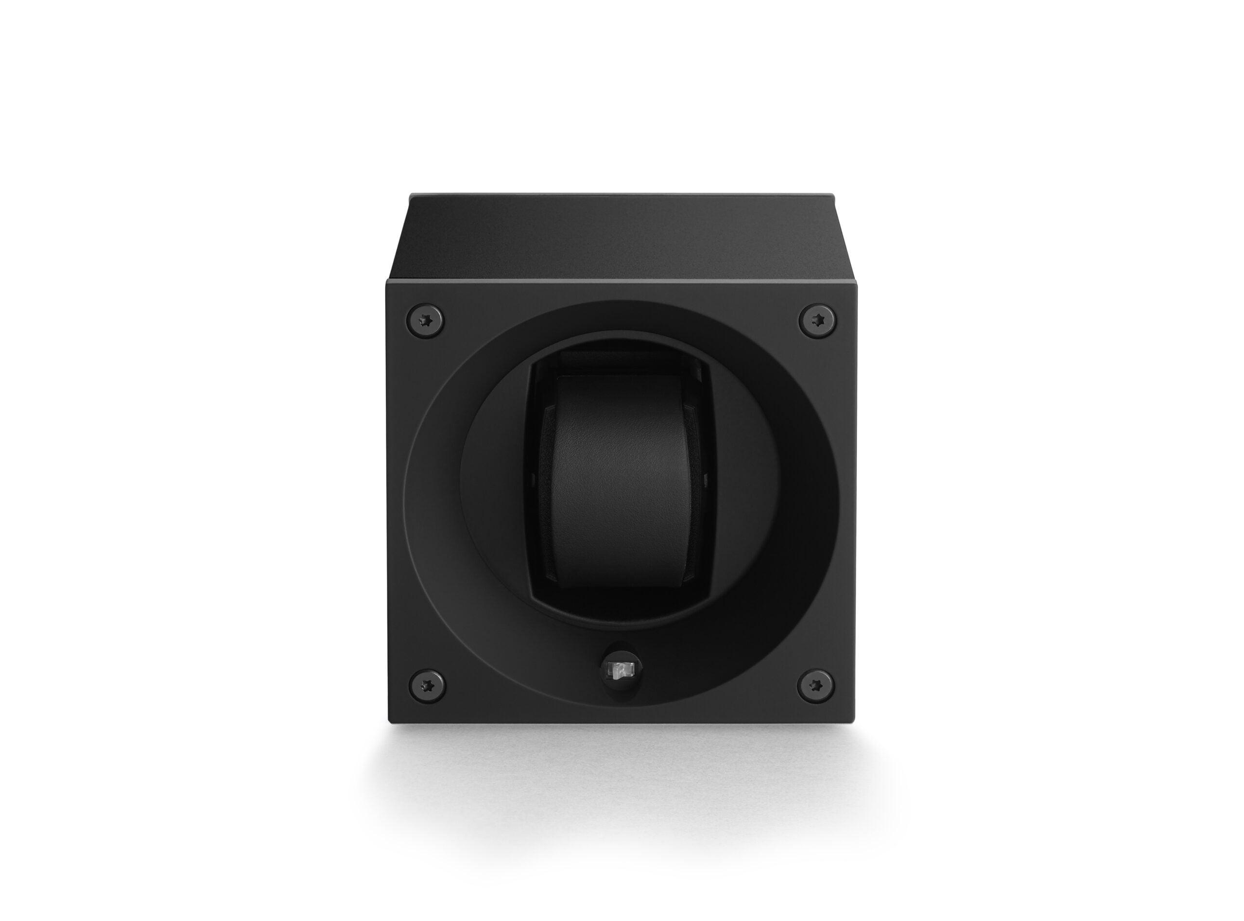SwissKubiK SK01.AE001 Black Aluminium Masterbox