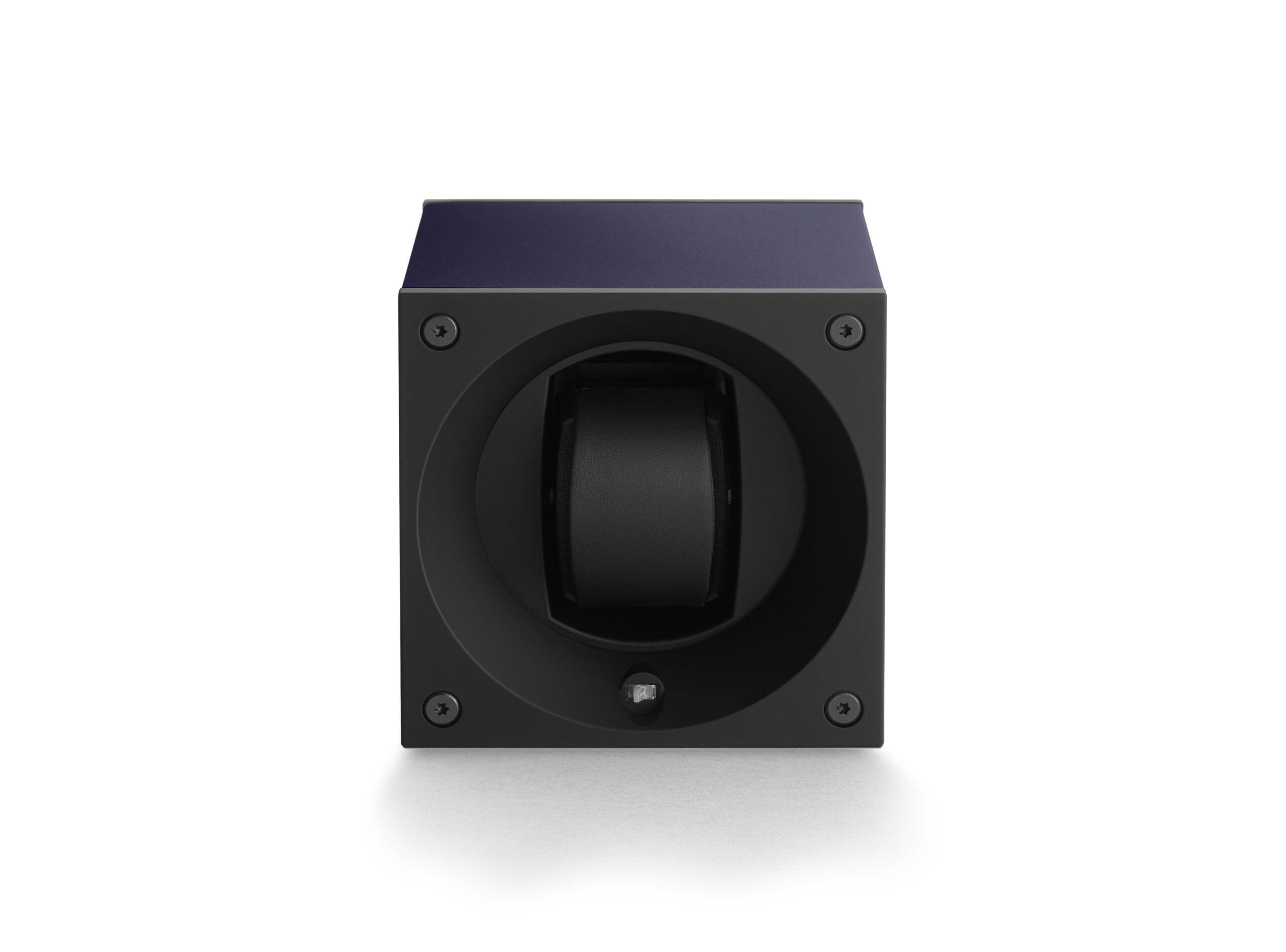 SwissKubiK SK01.AE004 Blue Aluminium Masterbox