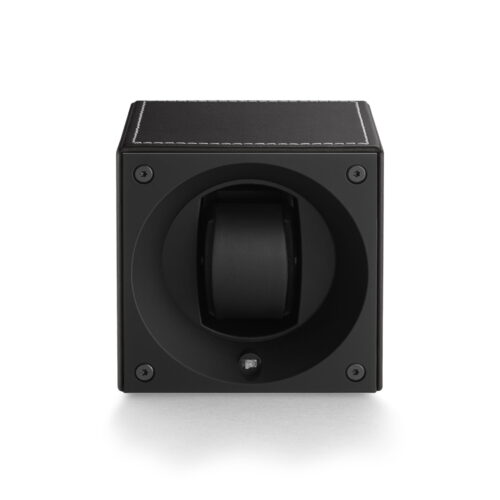 SwissKubiK SK01.CV001 Black Leather Masterbox