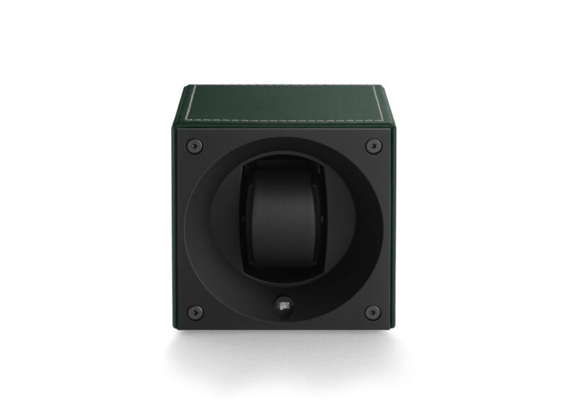 SwissKubiK SK01.CV005 Green Leather Masterbox