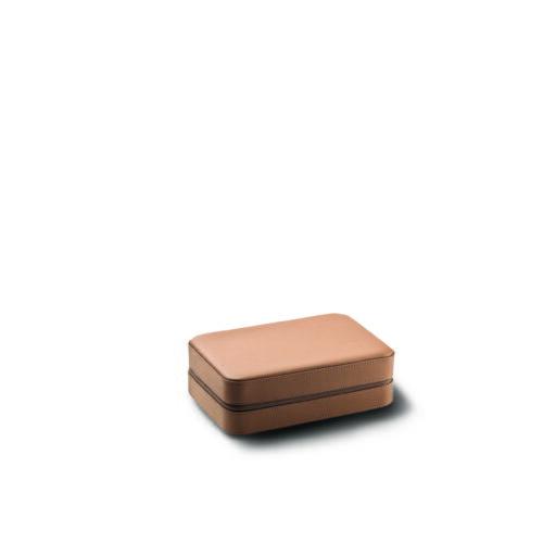 Scatola Del Tempo Viaggio 6 Chestnut Brown