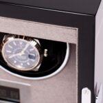 Rapport Formula Quad Watch Winder Black