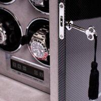 Rapport Formula Six Watch Winder Carbon Fibre